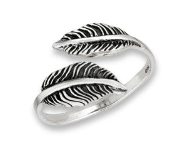 Ring 10: The Double Feather Ring