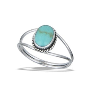 Ring 3: The Bali Turquoise Ring