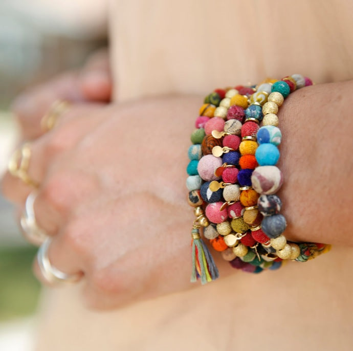WF Stackable Bracelets