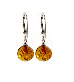 Amber Earring Collection