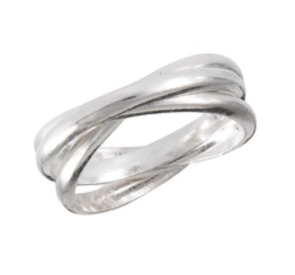 Ring 24: The Triple Band Ring