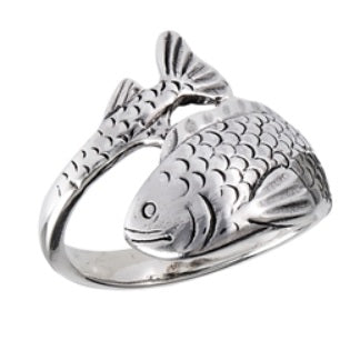 Ring 9: The Coy Fish Ring
