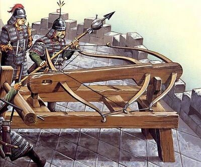 Crossbows are alot older than you think!