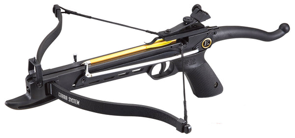 EK Archery Cobra Self Cocking Plastic Crossbow 80lbs