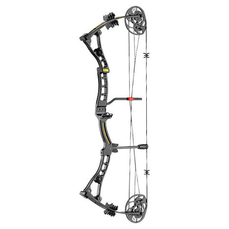 EK Archery Axis Compound Bow Black