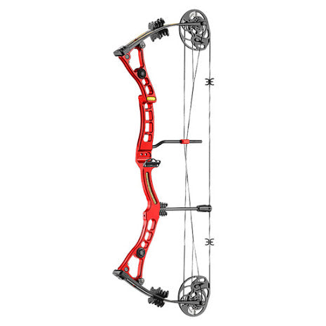 EK Archery Axis Compound Bow Red