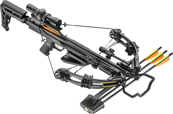 EK Archery Blade+ Compound Crossbow 175 Lbs Black