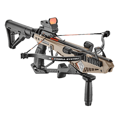 EK Archery Cobra RX Self Cocking Crossbow 130lb
