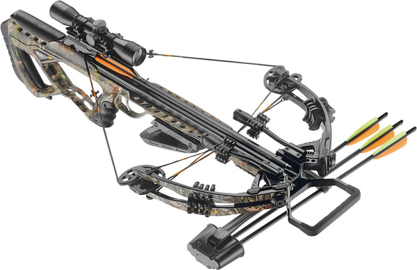 EK Archery Guillotine M+ Compound Crossbow 185 Lbs Camo
