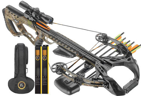EK Archery Guillotine X+ Crossbow Full Kit