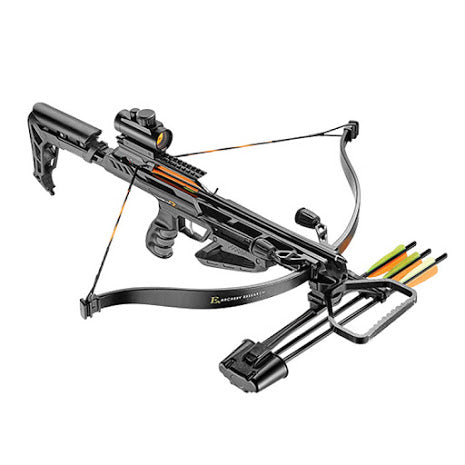 EK Archery Jag II Pro Crossbow 175 lbs Black
