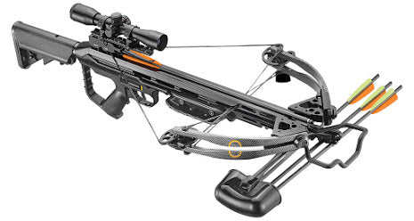 EK Archery Torpedo Carbon Compound Crossbow Illuminated Scope