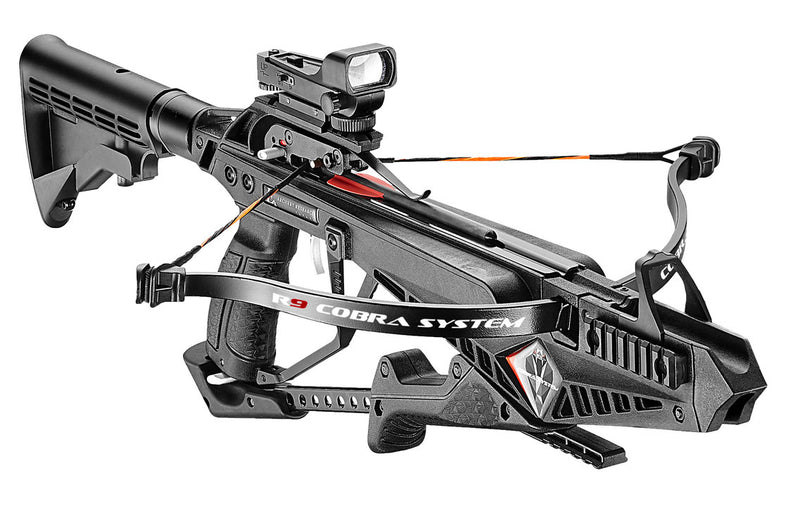 EK Archery Cobra R9 Self Cocking Crossbow 90lbs Deluxe
