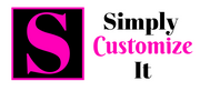 Simply Customize It Logo