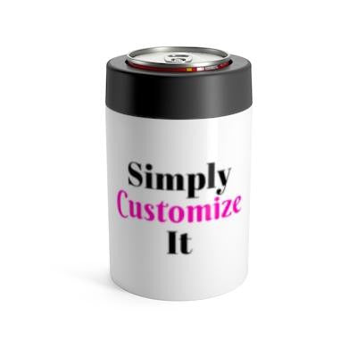 custom can holder by simply customize it