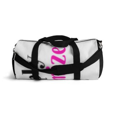 custom duffle bag by simply customize it