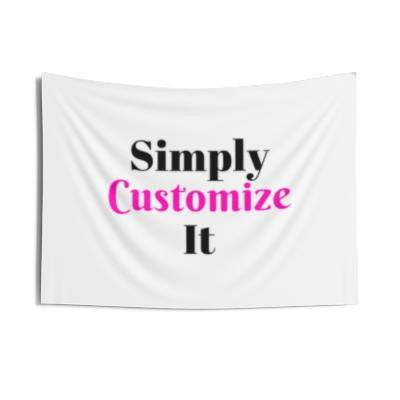 custom wall tapestries by simply customize it