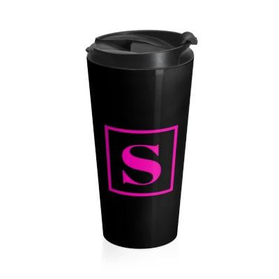 custom travel mug by simply customize it