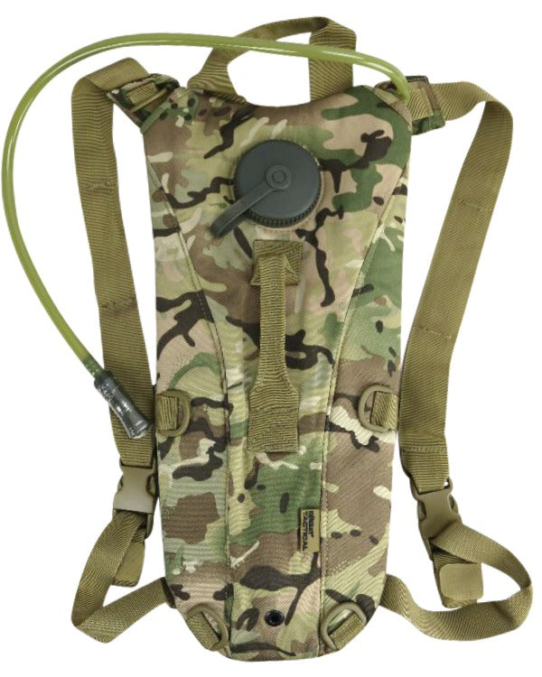 Aqua Bladder Hydration Pack 2 Litre - BTP - CoreDog Airsoft