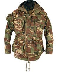 SAS Style Assault Jacket - DPM