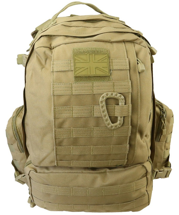 Viking Patrol Pack 60 Litre - Coyote - CoreDog Airsoft
