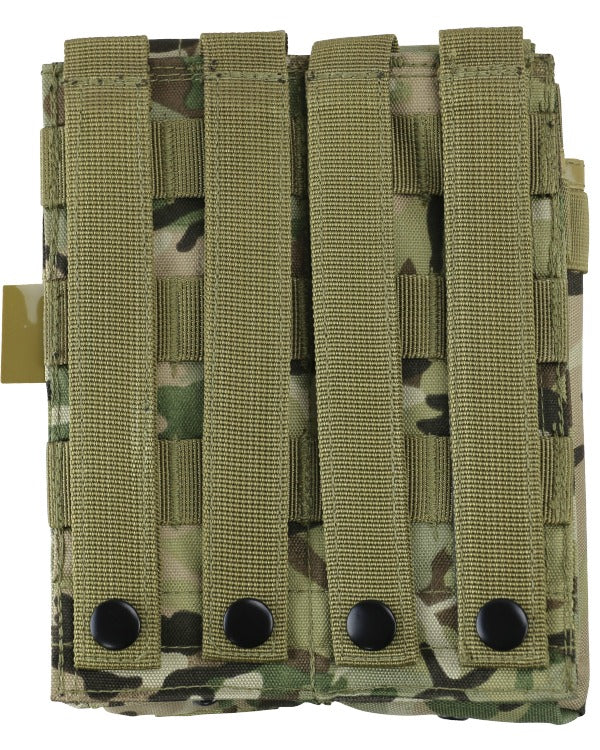 Double Mag Pouch with PISTOL Mag - BTP - CoreDog Airsoft