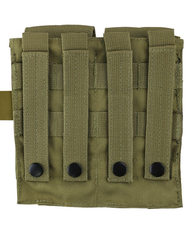 Double ORIGINAL Style Mag Pouch - Coyote - CoreDog Airsoft