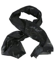 Tactical Scarf - BTP Black