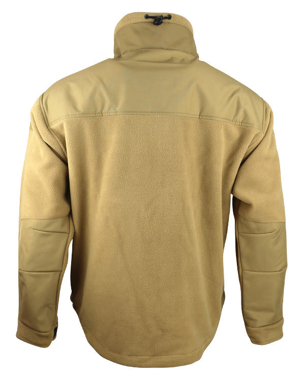 Defender Tactical Fleece - Coyote - CoreDog Airsoft