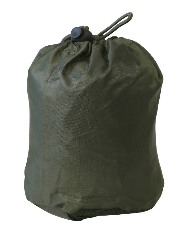 Cadet Bivi Bag - Olive Green - CoreDog Airsoft