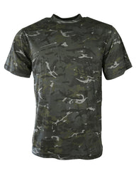 T-Shirt BTP Black - CoreDog Airsoft