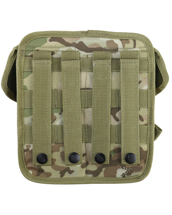 Double Ammo Pouch with Molle Fixing - BTP - CoreDog Airsoft