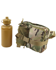 Waist Bag with Bottle - BTP - CoreDog Airsoft