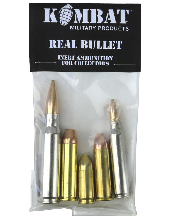 Collectors Bullet Pack (5 Pack) - CoreDog Airsoft