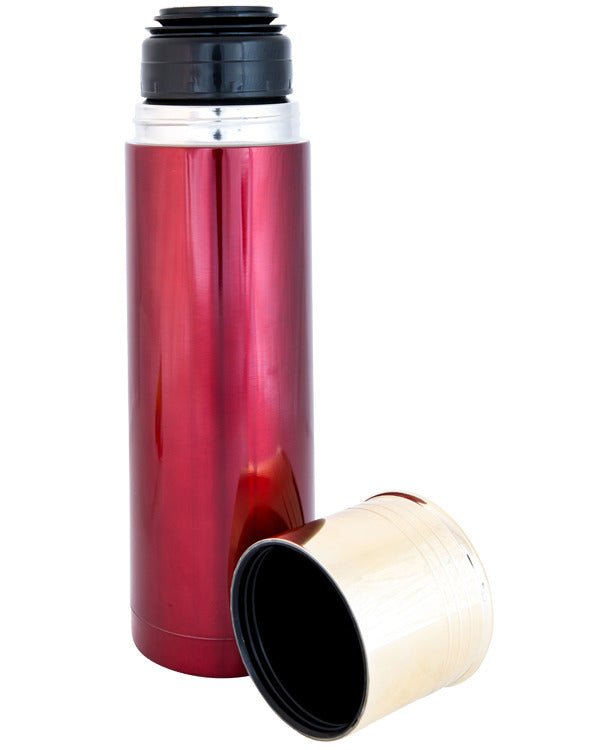 Cartridge Flask 750ml - Metallic Red - CoreDog Airsoft