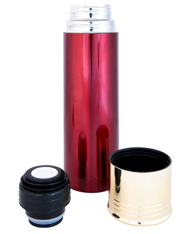 Cartridge Flask 750ml - Metallic Blue - CoreDog Airsoft