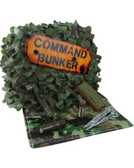 Command Bunker Set - DPM - CoreDog Airsoft