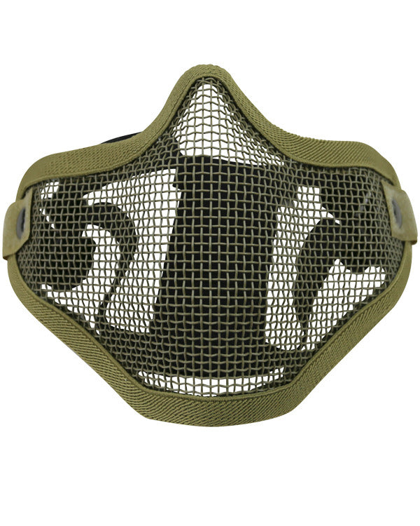 Tactical Face Mask - Coyote - CoreDog Airsoft