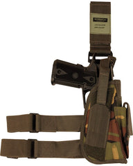 Tactical Leg Holster - DPM