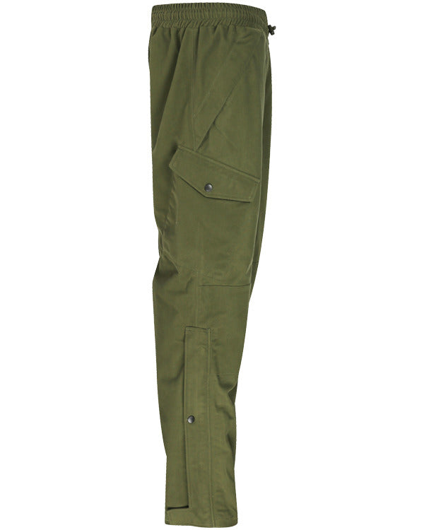 Classic Hunting Trousers - Moss Green - CoreDog Airsoft