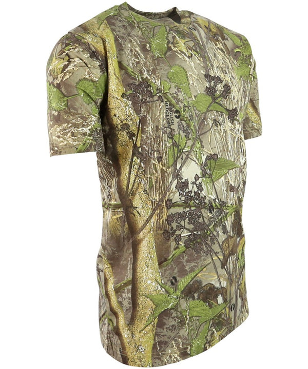 Adult Hunting T-shirt - English Hedgerow - CoreDog Airsoft