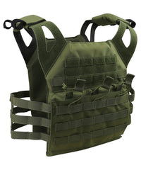 Spec-Ops Jump Plate Carrier - Olive Green - CoreDog Airsoft
