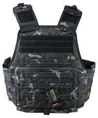 Viking Molle Battle Platform - BTP Black