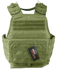 Viking Molle Battle Platform - Olive Green