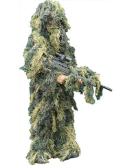 Kids Ghillie Suit - Woodland