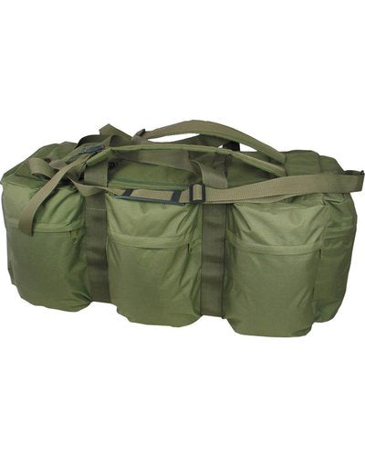 Assault Holdall 100 Litre - Olive Green - CoreDog Airsoft