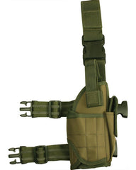 US Assault Leg Holster - Olive Green