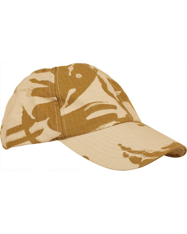 Adults Baseball Cap - Desert - CoreDog Airsoft