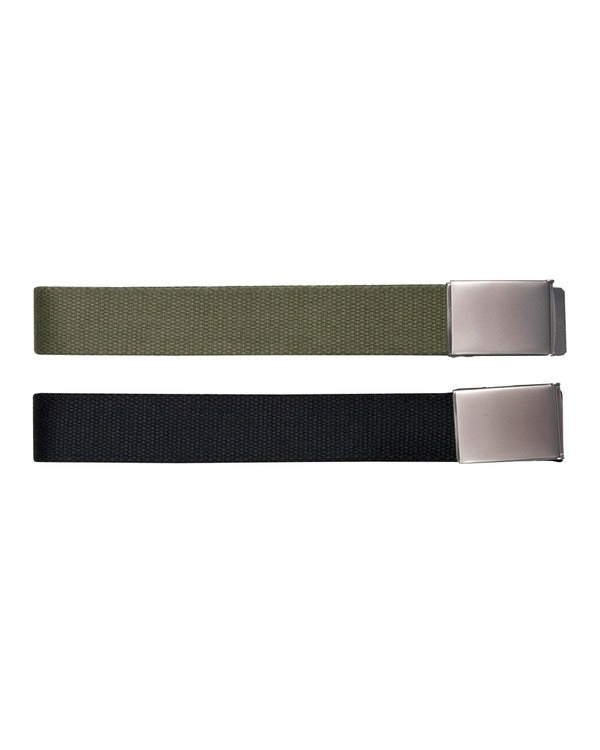 Army Clasp Belt - Olive Green - CoreDog Airsoft