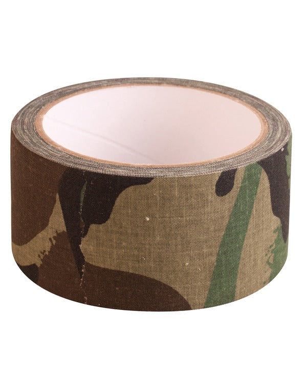 Fabric Tape - Woodland - CoreDog Airsoft